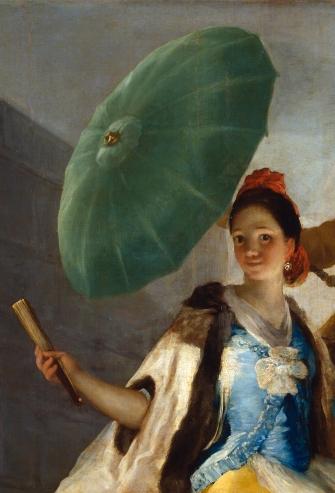1777 - Il Parasole (dettaglio)