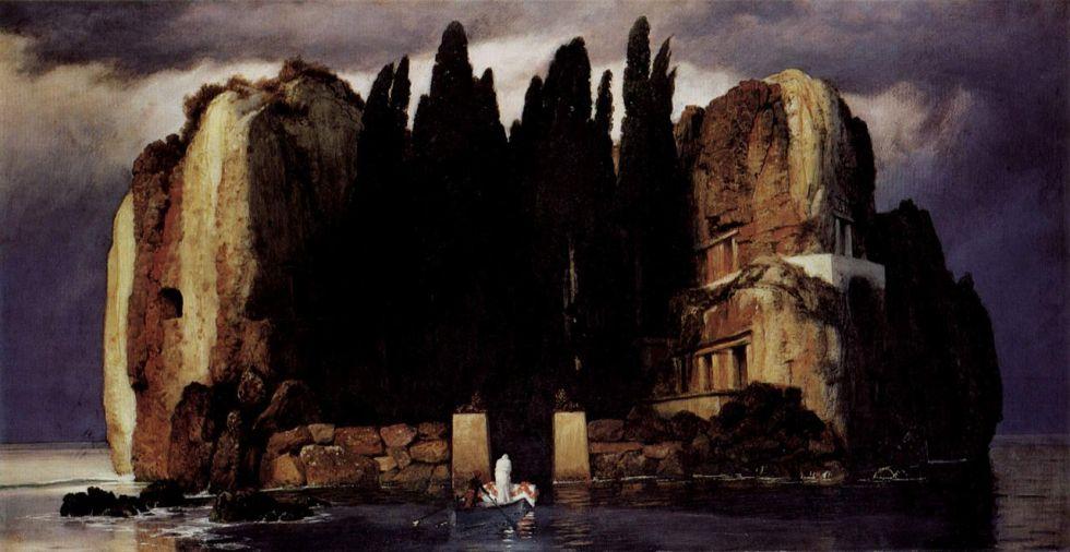 1886 - L'isola Dei Morti (Quinta Versione)
