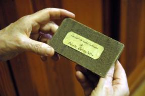 Soubirou Carnet di Santa Bernadette