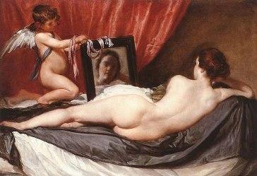 1650 - Venere Allo Specchio