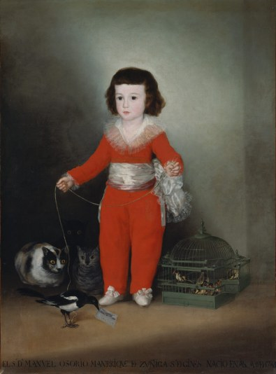 1787ca - Don Manuel Osorio Manrique de Zúñiga