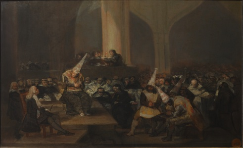 1812-1814 - Il Tribunale Dell'Inquisizione