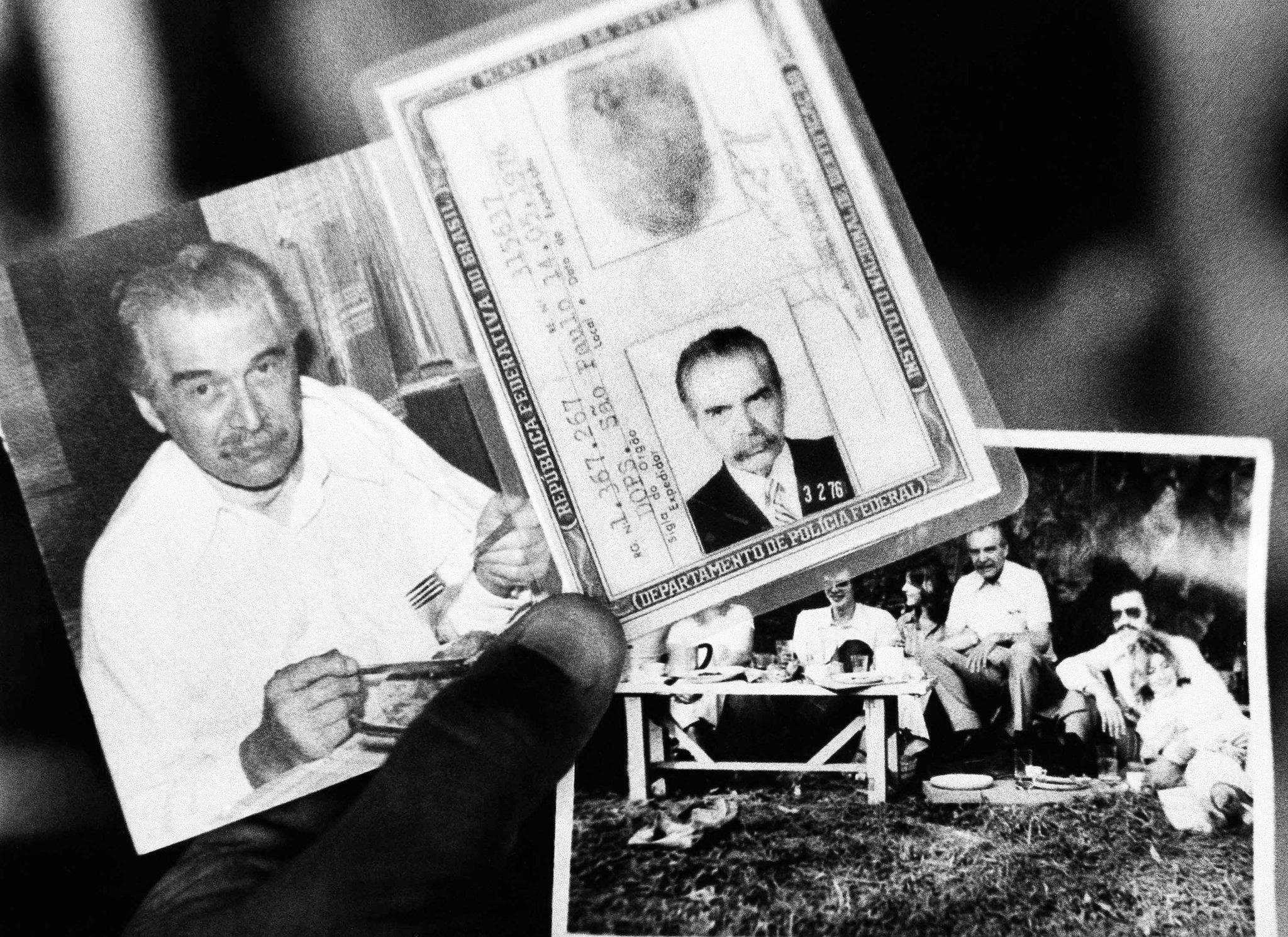 Josef Mengele Documenti