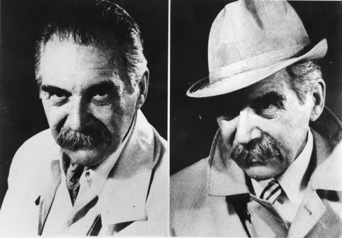 Josef Mengele Fuggitivo