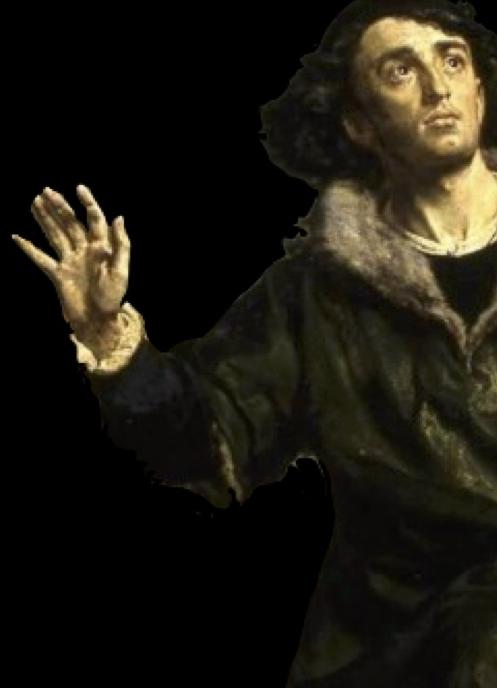 L'astronomo Copernico (o Conversazioni con Dio) - Jan Matejko (1873)